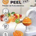 Pelador Frutas electrico - Orange Peel Pro