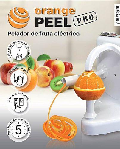 Pelador Frutas electrico – Orange Peel Pro