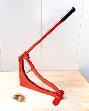 Máquina manual para partir frutos secos pro23 con rodamiento