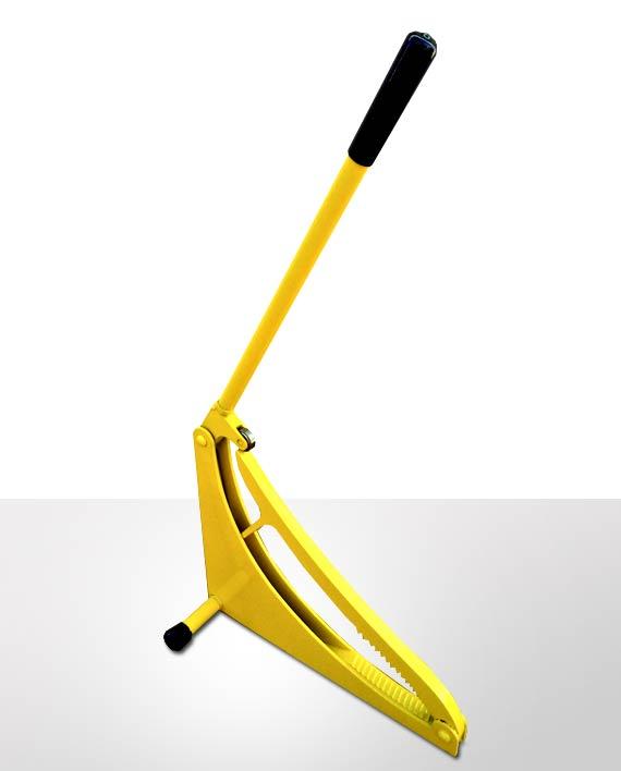 maquina partir almendras manual pro con rodamiento amarilla