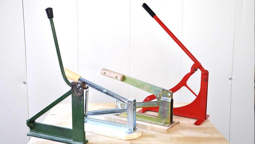 Comparativa de 4 cascadores de almendras manuales